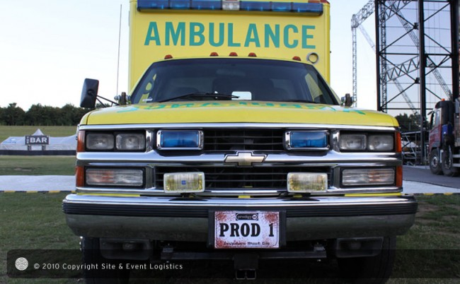 Prodigy Ambulance